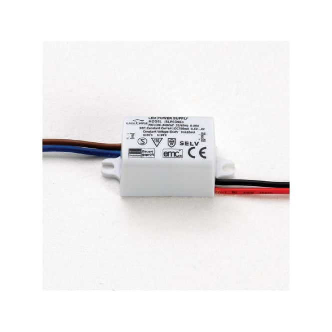 Astro Lighting 1x3w 700 mA LED driver