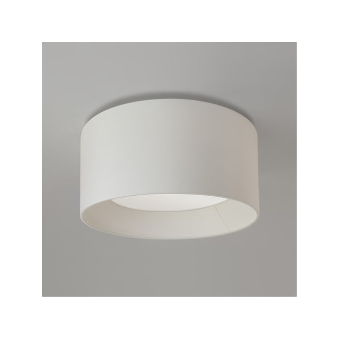 Astro Lighting Bevel Round Small White Shade