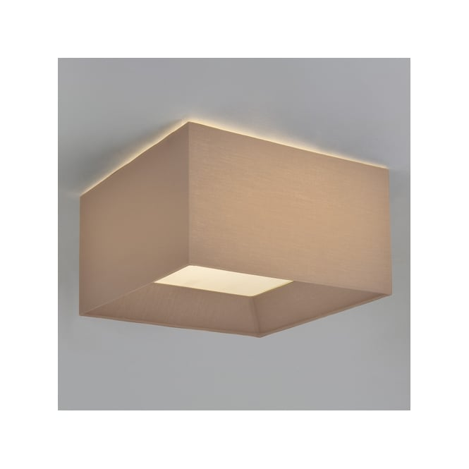 Astro Lighting Bevel Square Large Oyster Shade