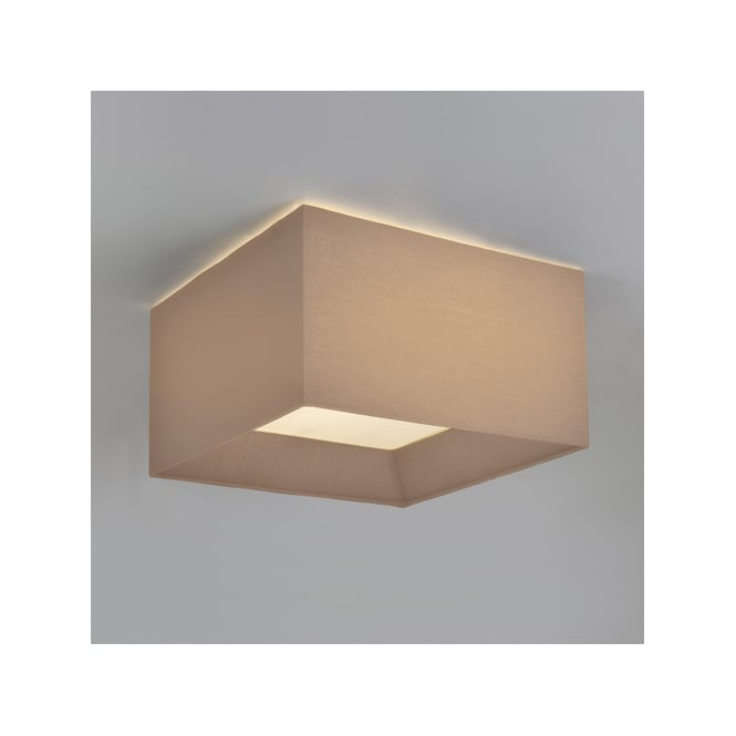 Astro Lighting Bevel Square Small Oyster Shade