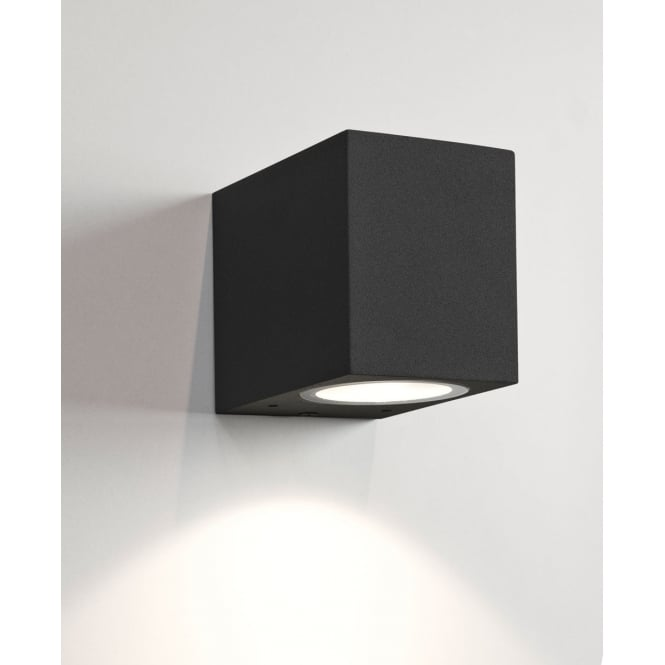 Astro Lighting Chios 80 Black GU10 Up or Down Light