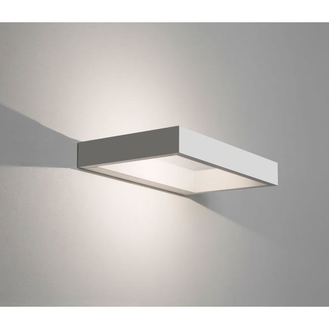 Astro Lighting D LED wall Light white finish LED driver included