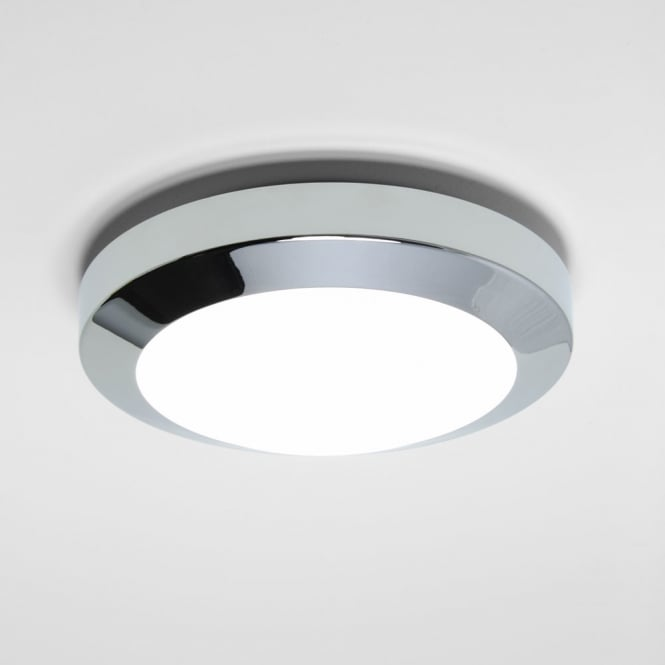 Astro Lighting Dakota 180 ceiling or wall Polished chrome finish white opal glass