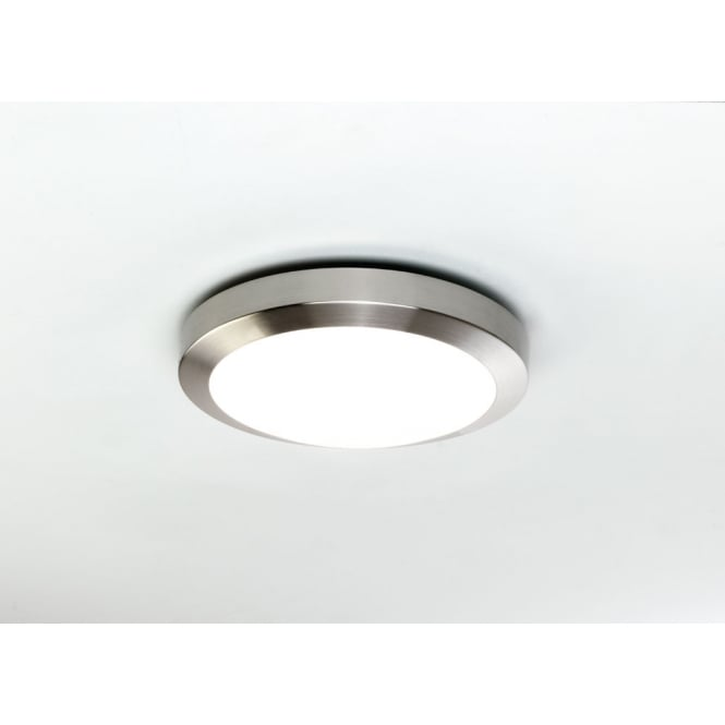 Astro Lighting Dakota 300 ceiling light brushed nickel
