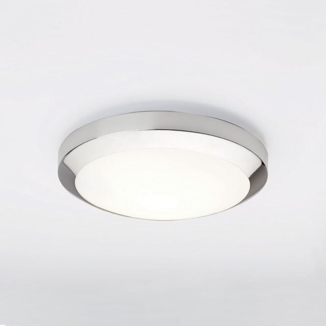 Astro Lighting Dakota Plus 300 chrome finish opal glass