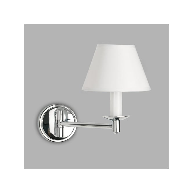 Astro Lighting Grosvenor bathroom swing arm polished chrome