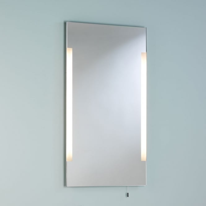 Astro Lighting Imola 800 illuminated mirror chrome frame