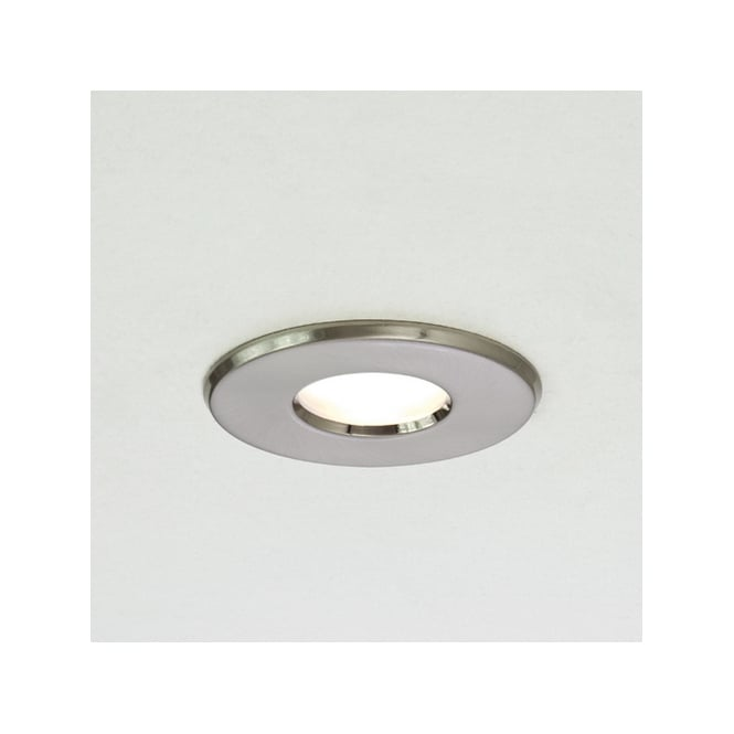 Astro Lighting Kamo GU10 Brushed Nickel downlight