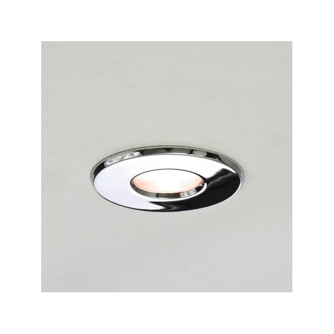 Astro Lighting Kamo GU10 Fire Rated Downlight Chrome finish