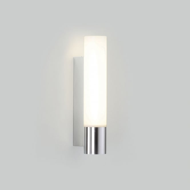 Astro Lighting Kyoto 260 wall light white cylindrical opal glass