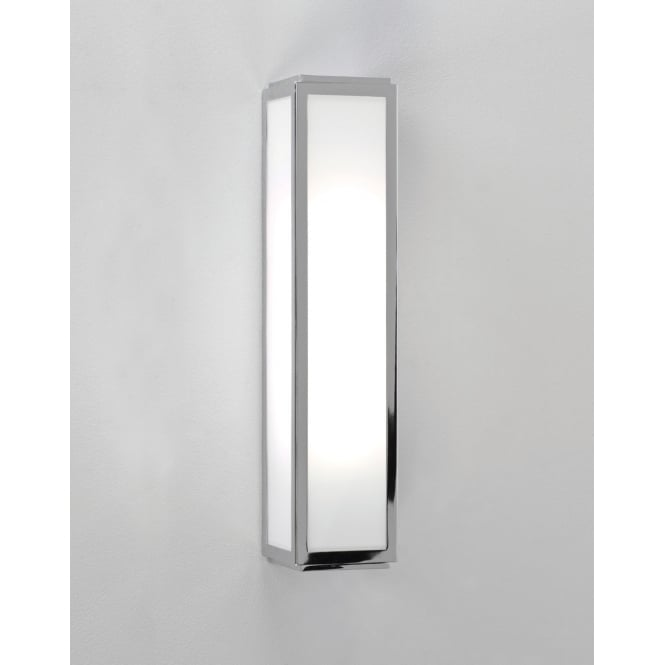 Astro Lighting Mashiko 360 LED bathroom wall light polished chrome