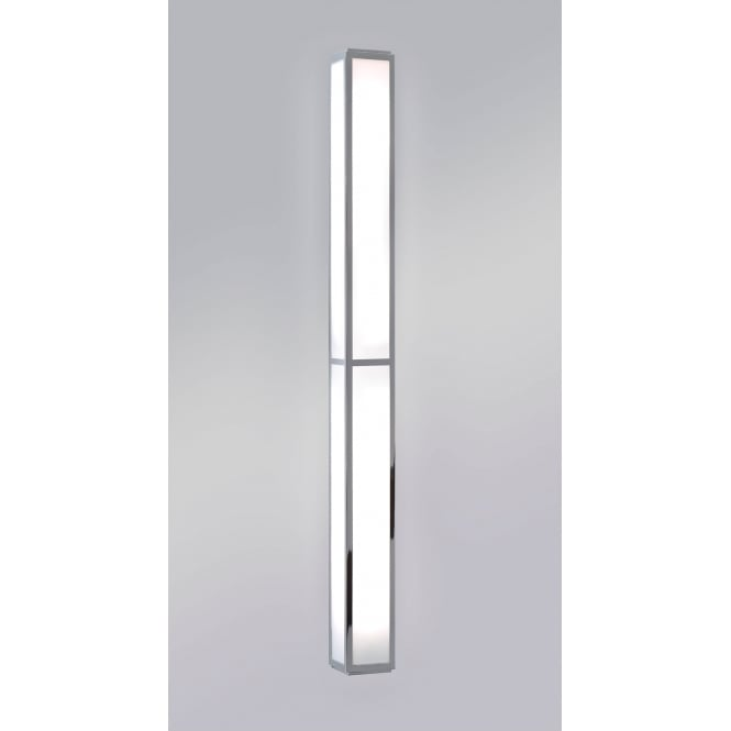 Astro Lighting Mashiko 900 bathroom wall light polished chrome