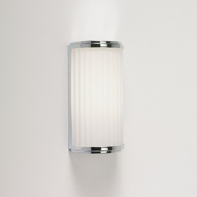 Astro Lighting Monza Classic 250 bathroom wall light polished chrome finish