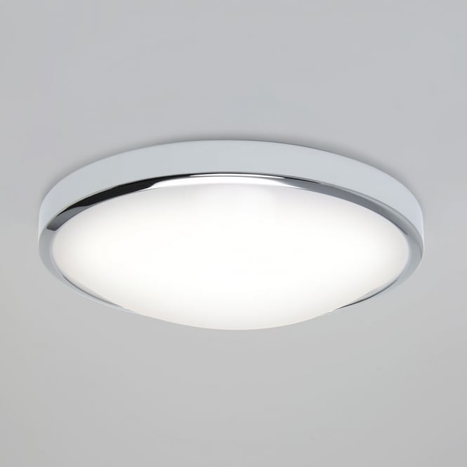 Astro Lighting Osaka 350 LED Ceiling light Polished Chrome