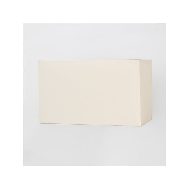 Astro Lighting Rectangle 180 rectangular white fabric shade