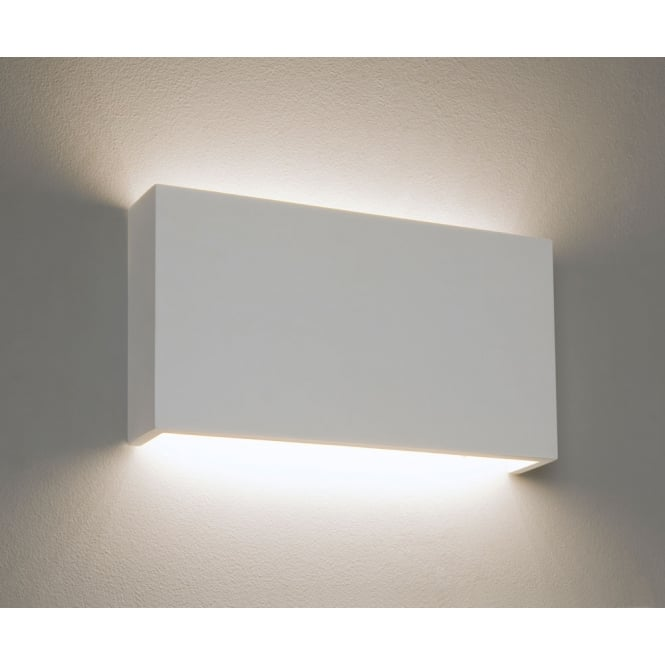 Astro Lighting Rio LED 325 Dimmable white plaster finish