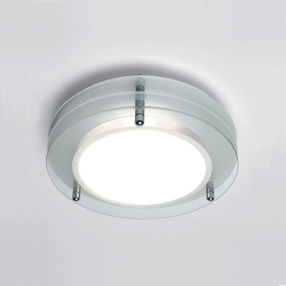 Astro - 0203 | Strata Round bathroom Ceiling Light