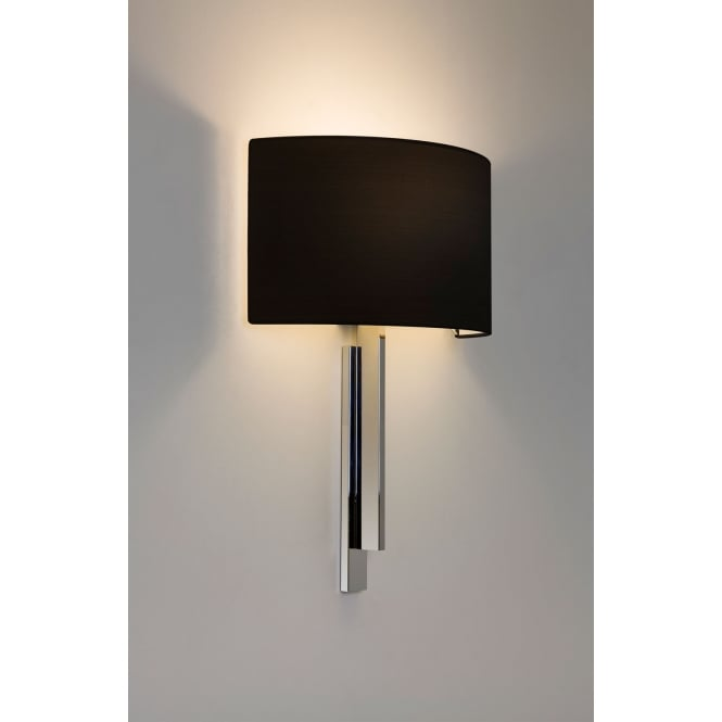 Astro Lighting Tate wall light polished chrome finish