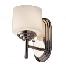 Malibu 1Lt Wall Light