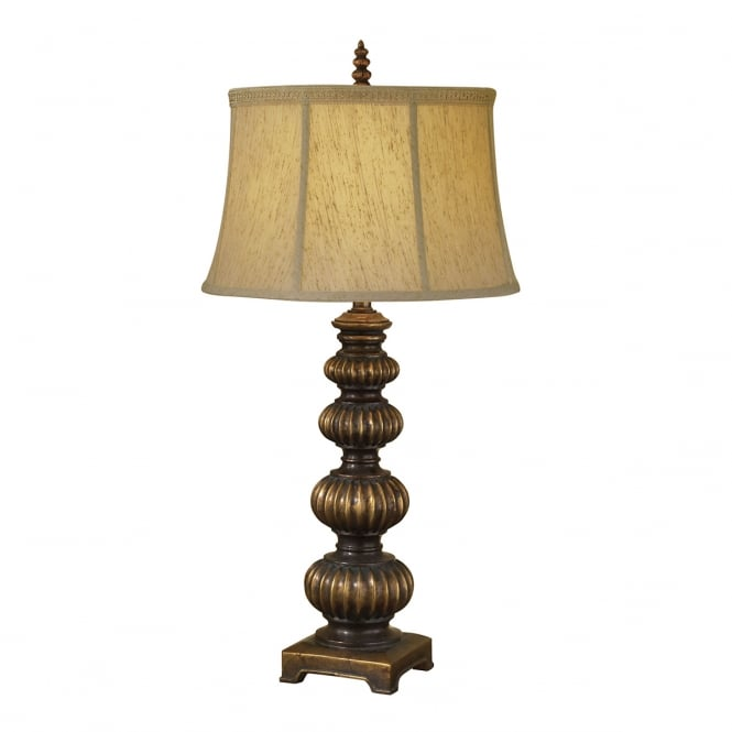 Feiss Oakcastle 1Lt Table Lamp