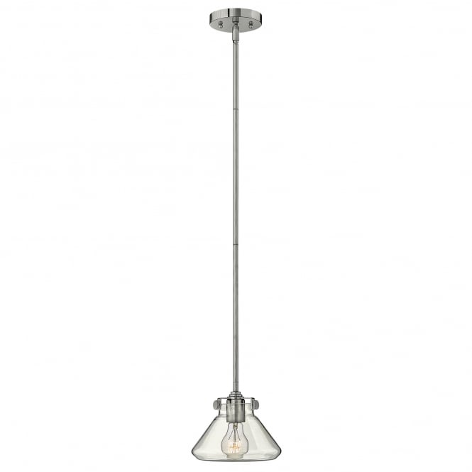Hinkley Lighting Congress Clear Glass Pendant
