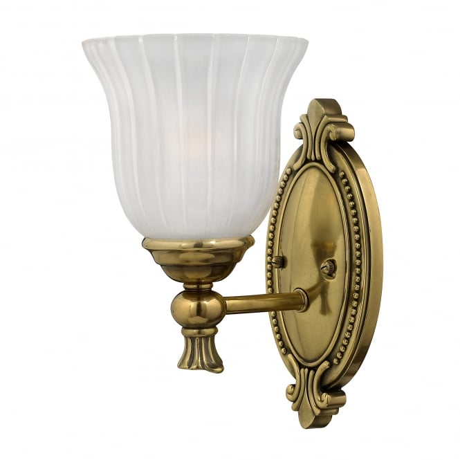 Hinkley Lighting Francoise 1Lt Wall Light