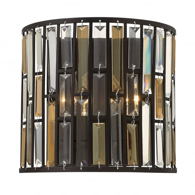 Hinkley Lighting Gemma 2Lt Wall Light