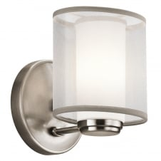 Saldana 1Lt Wall Light